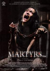 "Poster for the movie ""Martyrs"""