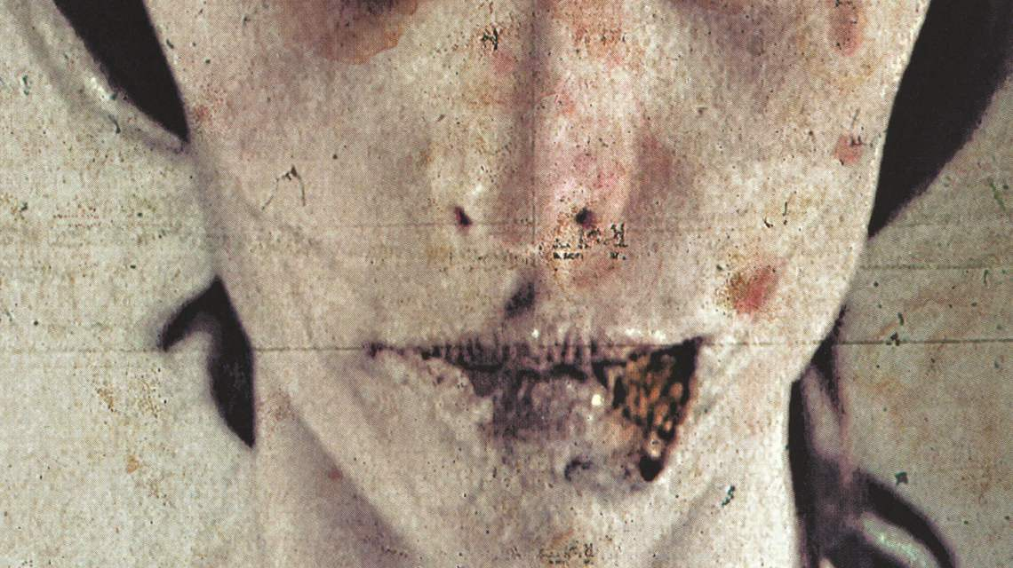 "Poster for the movie ""Contracted"""