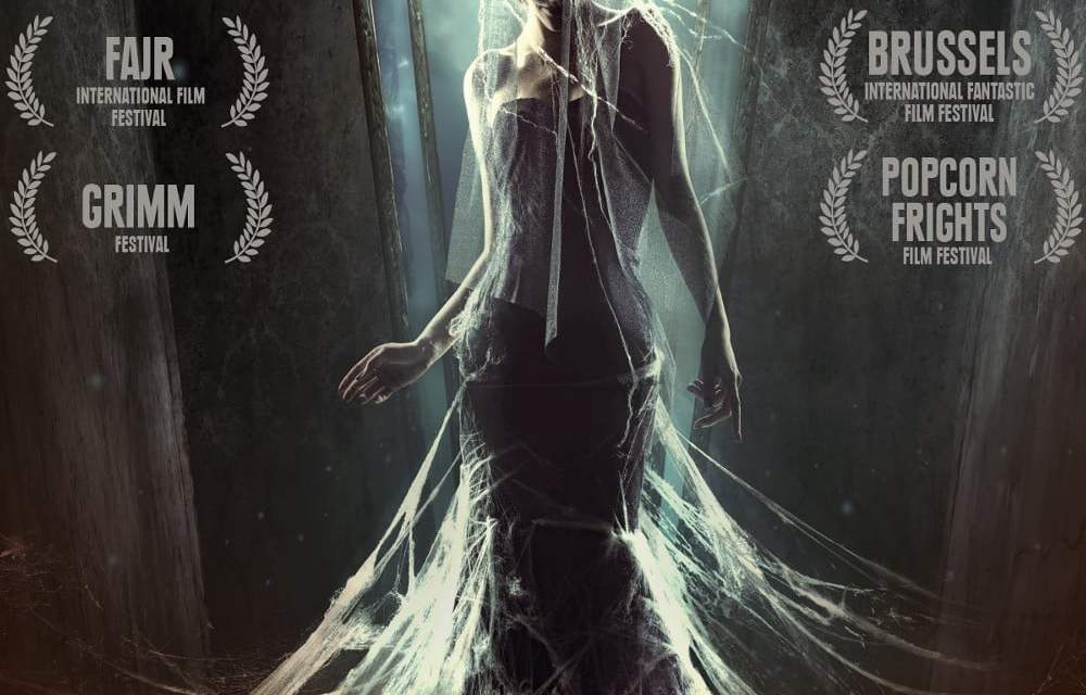 """Poster for the movie """"The Bride"""""""