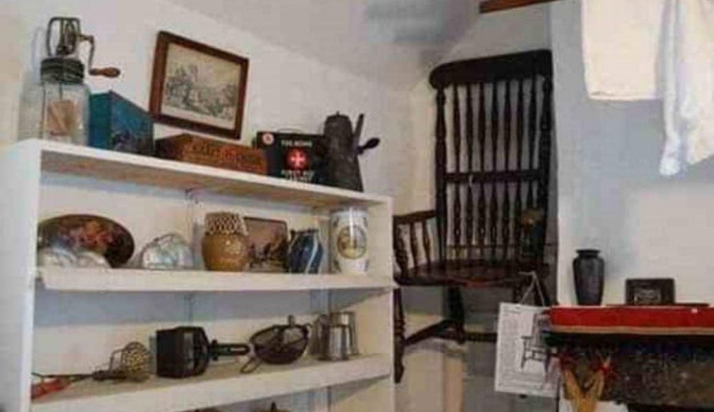 10 oggetti maledetti: la sedia di Thomas Busby