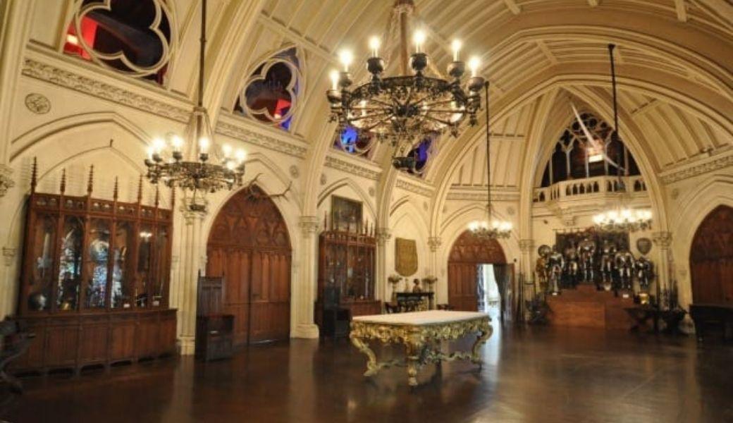 10 oggetti maledetti: le sedie di Belcourt Castle