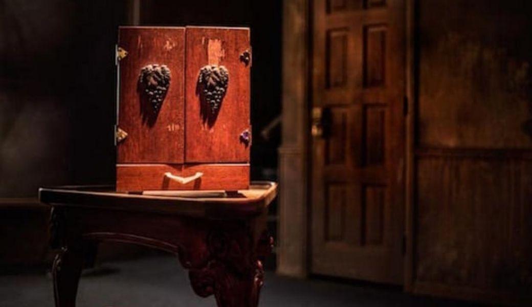 10 oggetti maledetti: la scatola Dybbuk