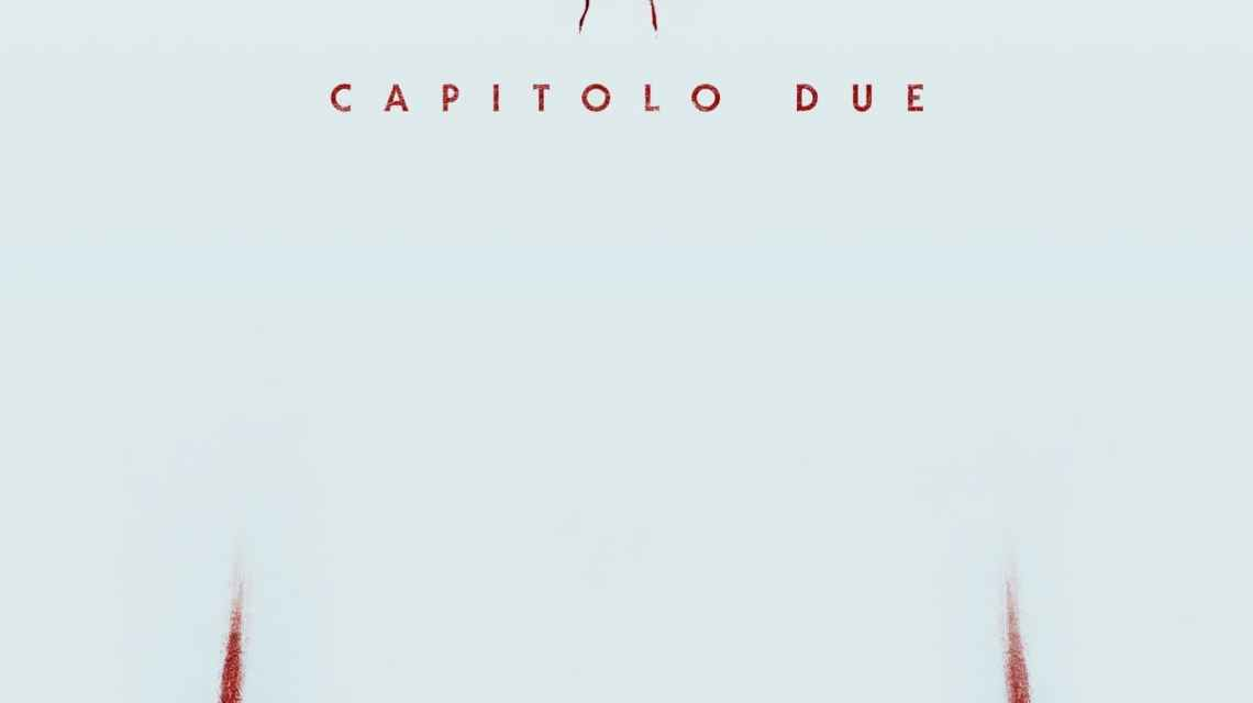 """Poster for the movie """"It - Capitolo due"""""""