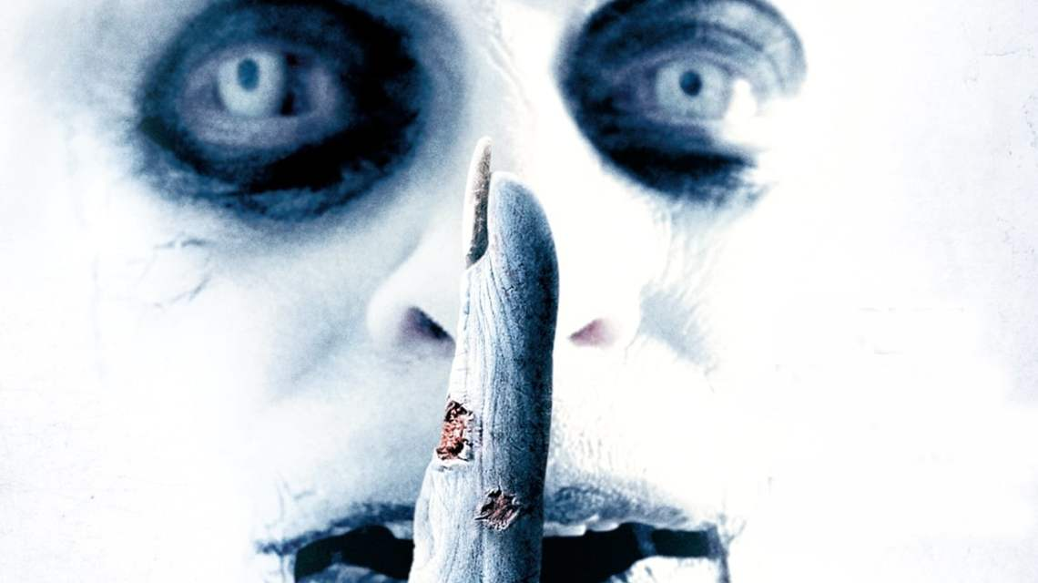 """Poster for the movie """"Dead Silence"""""""