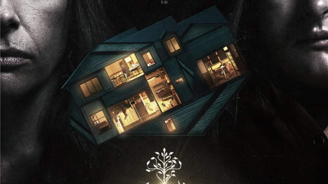 """Poster for the movie """"Hereditary - Le radici del male"""""""