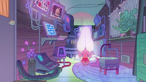 The Midnight Gospel, animazione psichedelica su Netflix