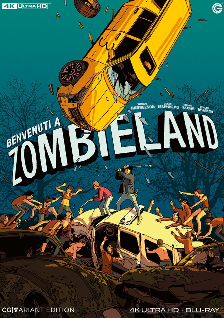 Benvenuti a Zombieland