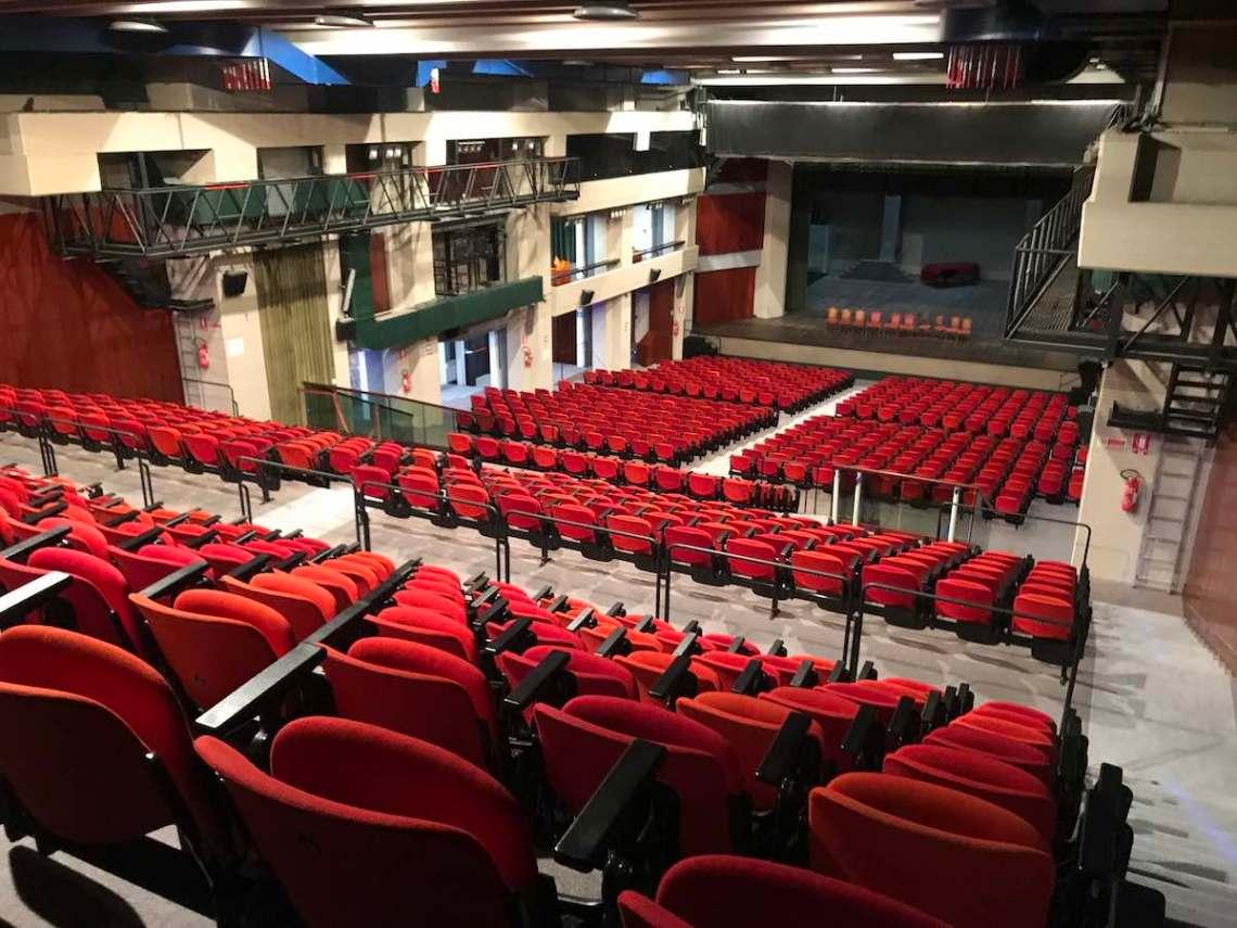 palazzo dei congressi taormina