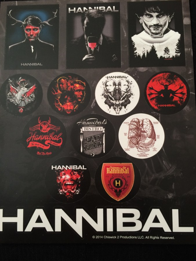 Hannibal Stickers