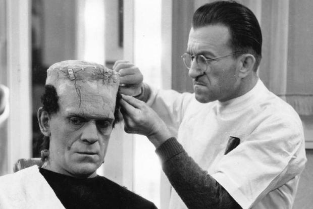 Pierce and Karloff