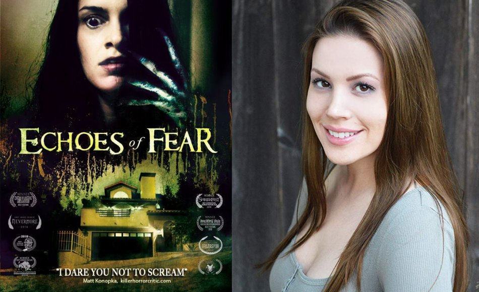 HMH Exclusive: Hannah Race On Her New Horror Movie, 'Echoes of Fear,' Real-Life Ghost Encounters and More