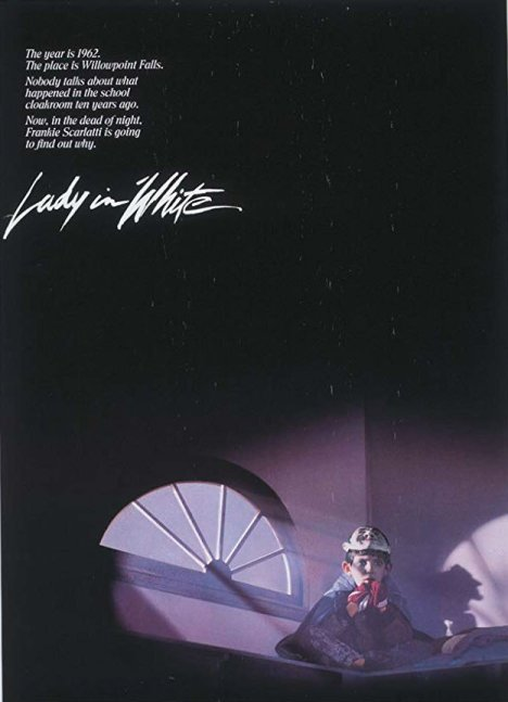 lady in white poster horror movies