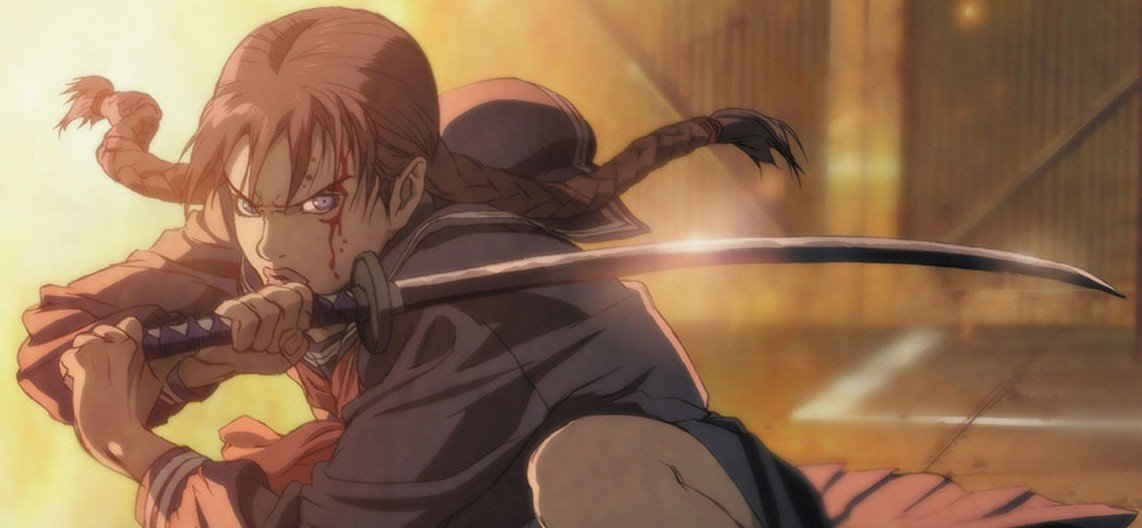 Anime Horror Movies: Governing Body-Count, 'Blood: The Last Vampire' Turns 20