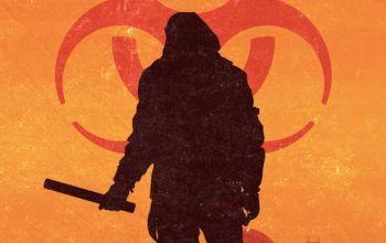 poster for horror short hell in a handbasket
