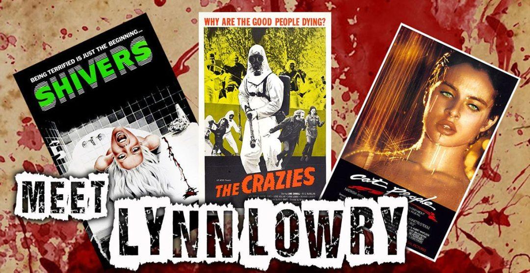 GA's Women in Horror Film Festival 2017 Will Include Lynn Lowry