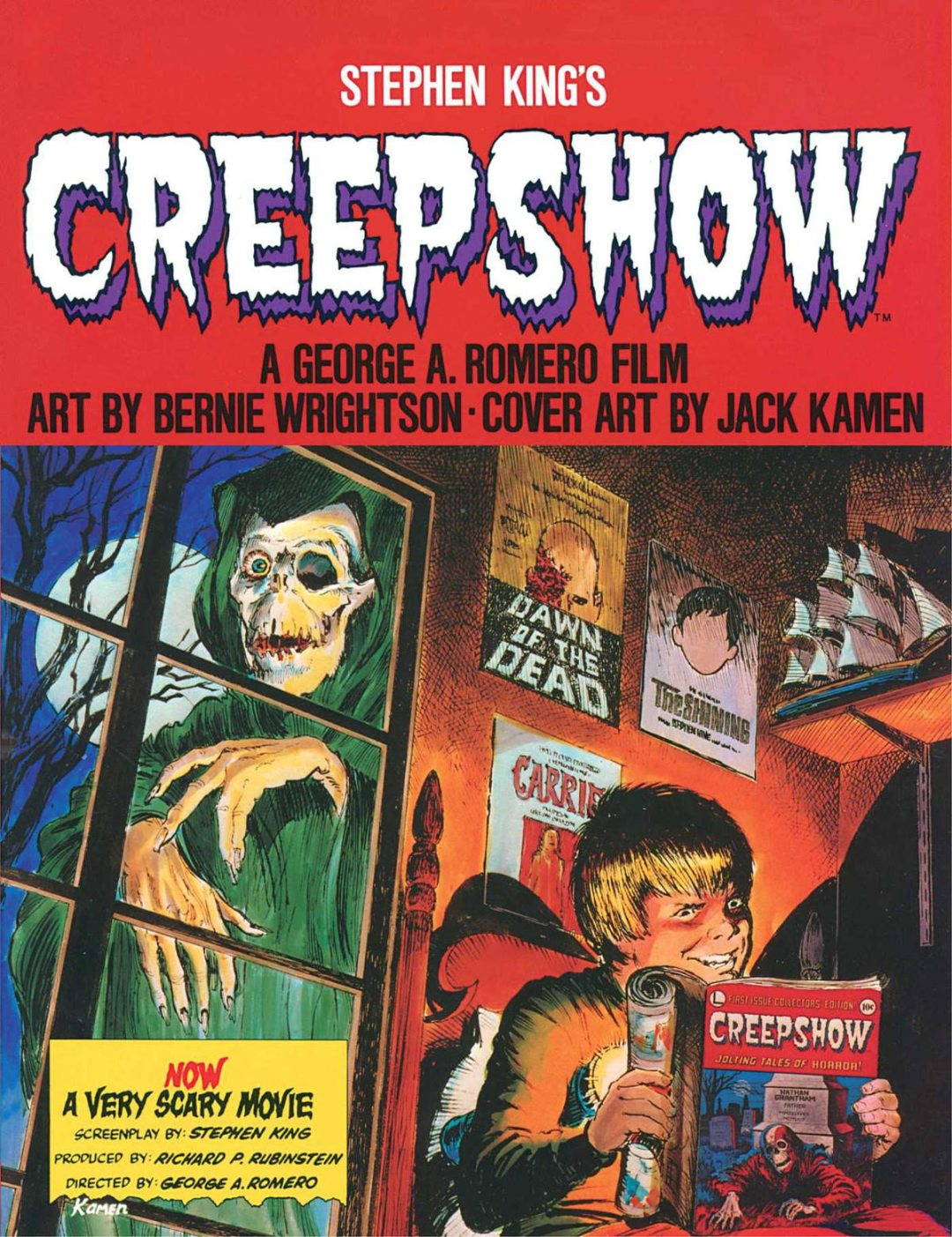 Creepshow – Book Review