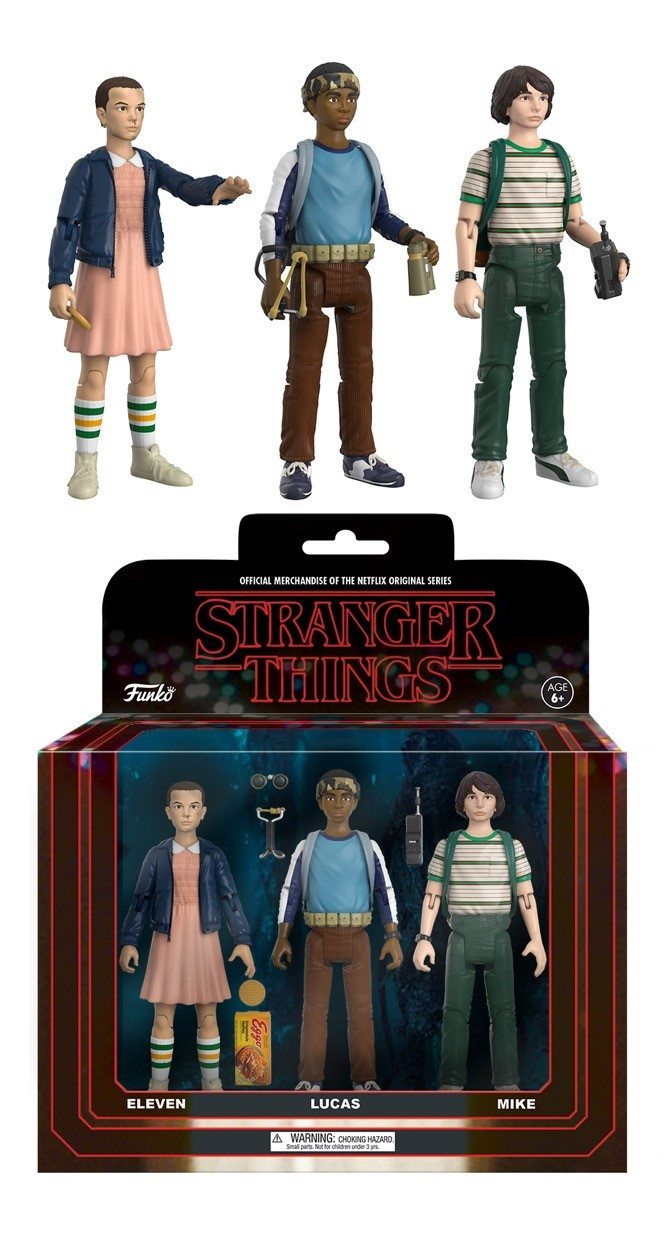 This August Funko Is Bringing Us Some 'Stranger Things!'