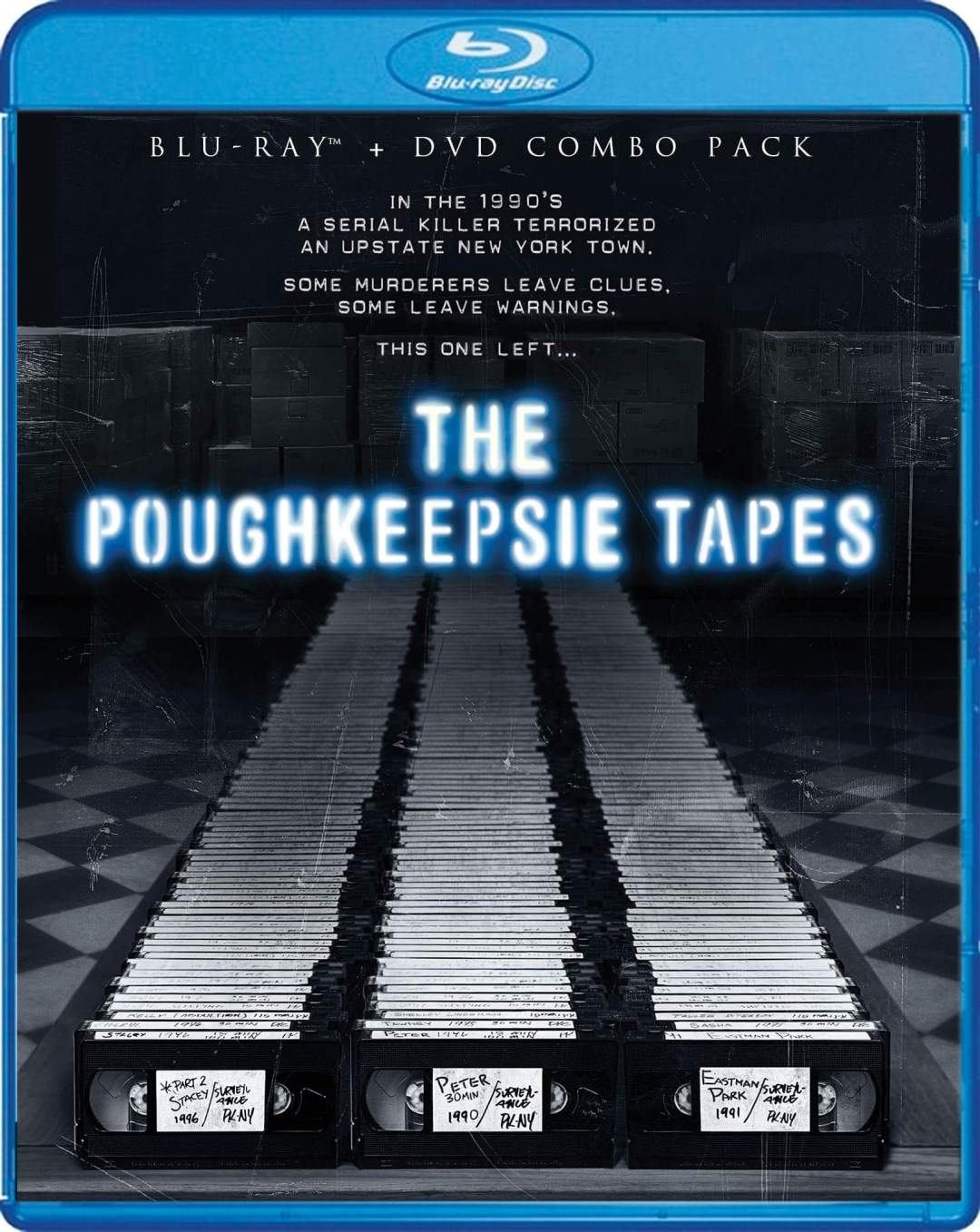 'The Poughkeepsie Tapes' are Coming!