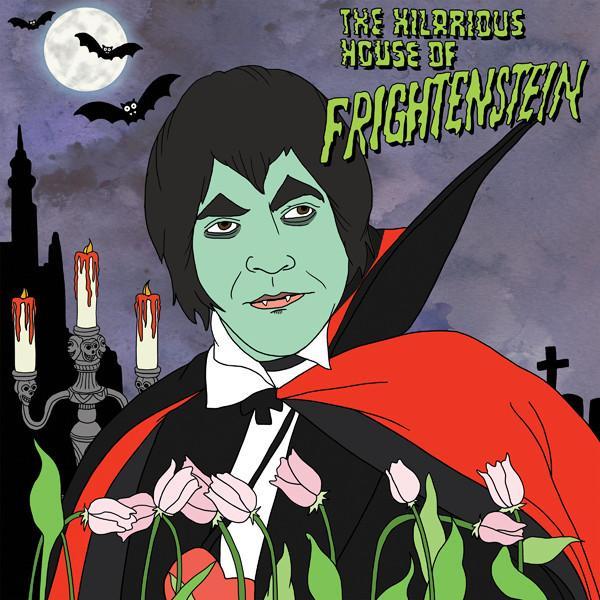 Soon on Vinyl, 'The Hilarious House of Frankenstein'
