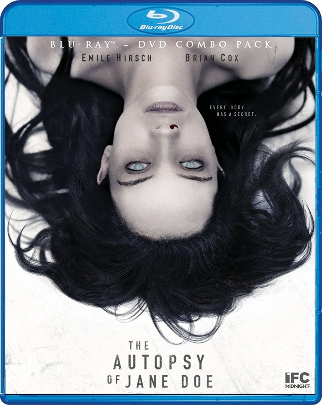 The Autopsy of Jane Doe – Blu-ray/DVD Review