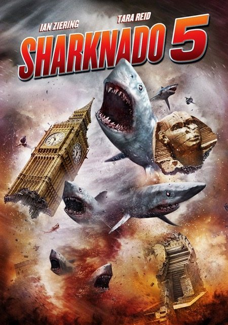 Sharknado 5: Global Swarming – Movie Review
