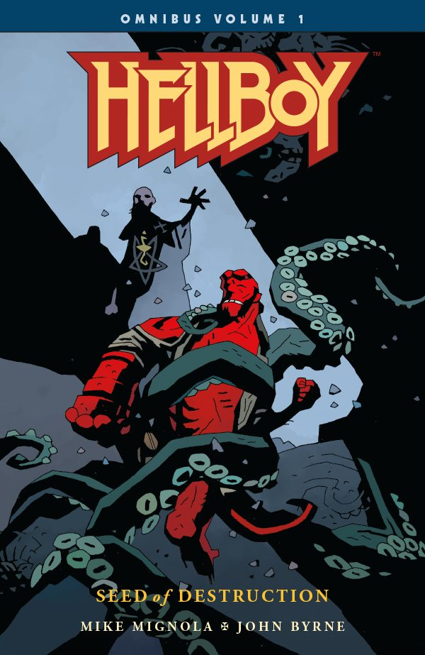 Dark Horse Books Announces the 'Hellboy' Omnibus Collection
