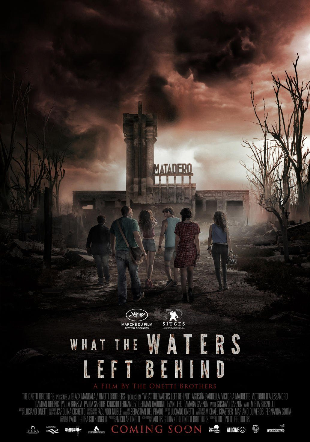 I'm Worried to See 'What the Waters Left Behind'