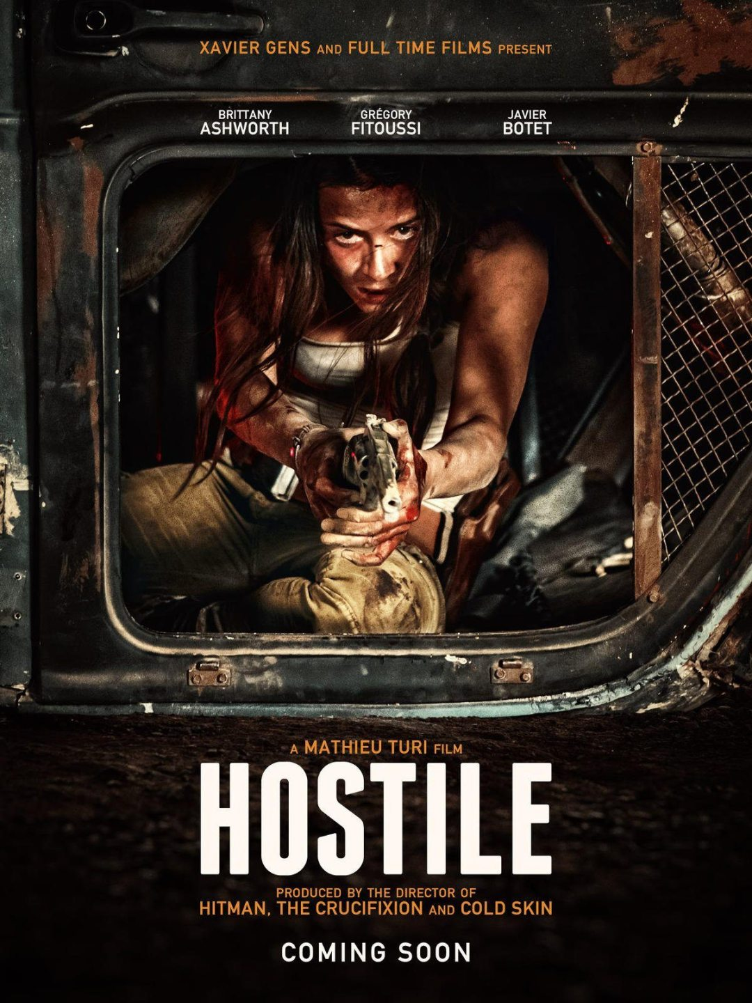 Things Are Getting 'Hostile' in This Trailer!