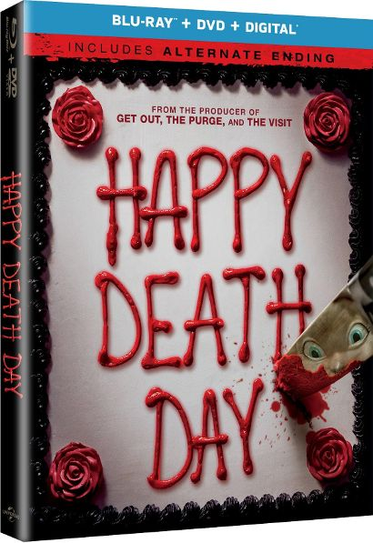 This January You Can Celebrate 'Happy Death Day' Over and Over Again!