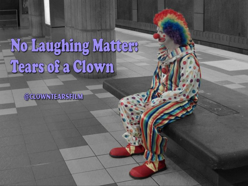 Love Short Films? Check Out 'No Laughing Matter: Tears of a Clown'