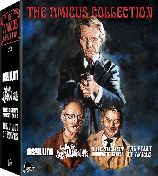 Fan of Classic Horror? Get Ready for 'The Amicus Collection!'