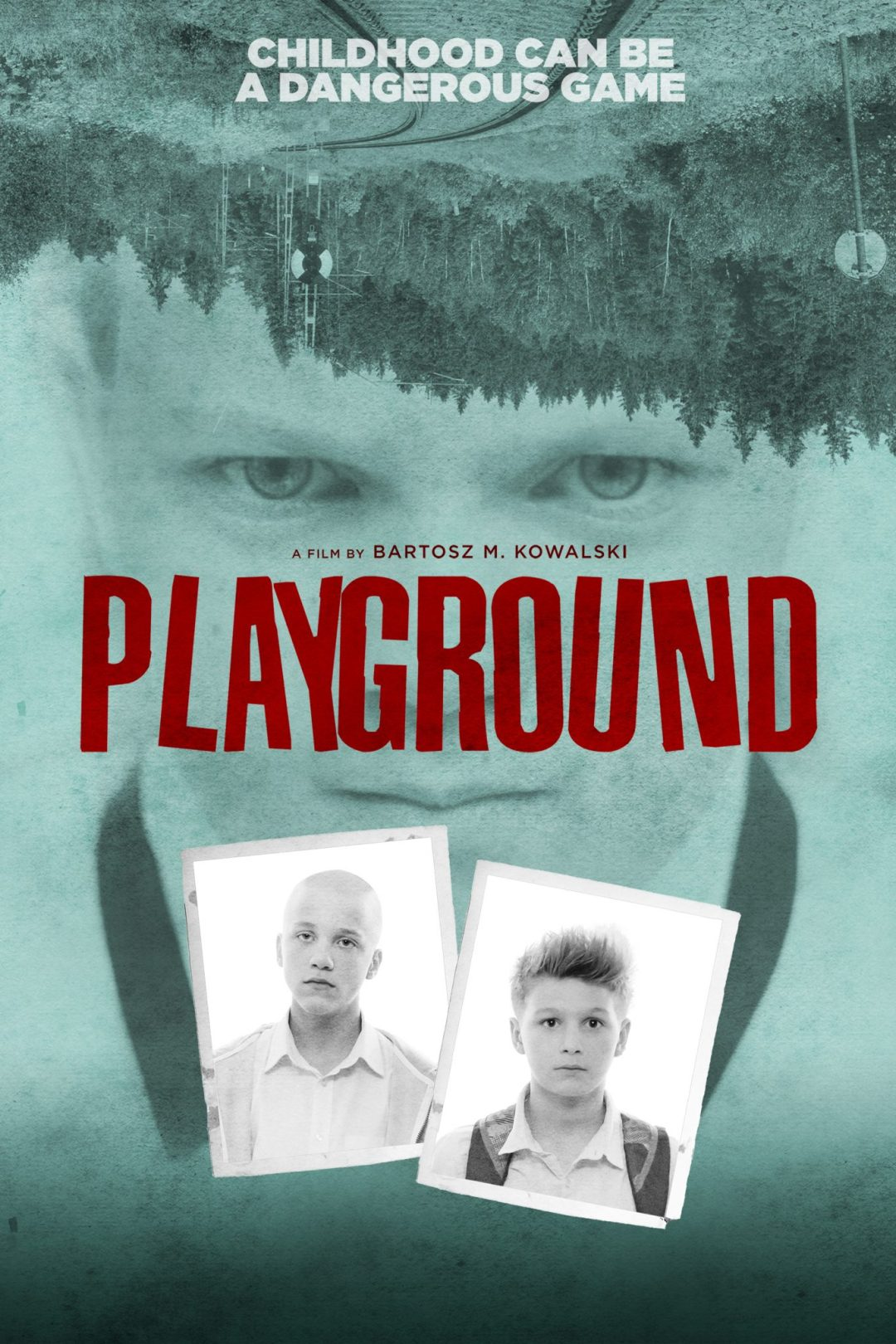 'The Playground' – Childhood Can be a Dangerous Game.