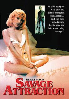 'Savage Attraction' on DVD January 30th