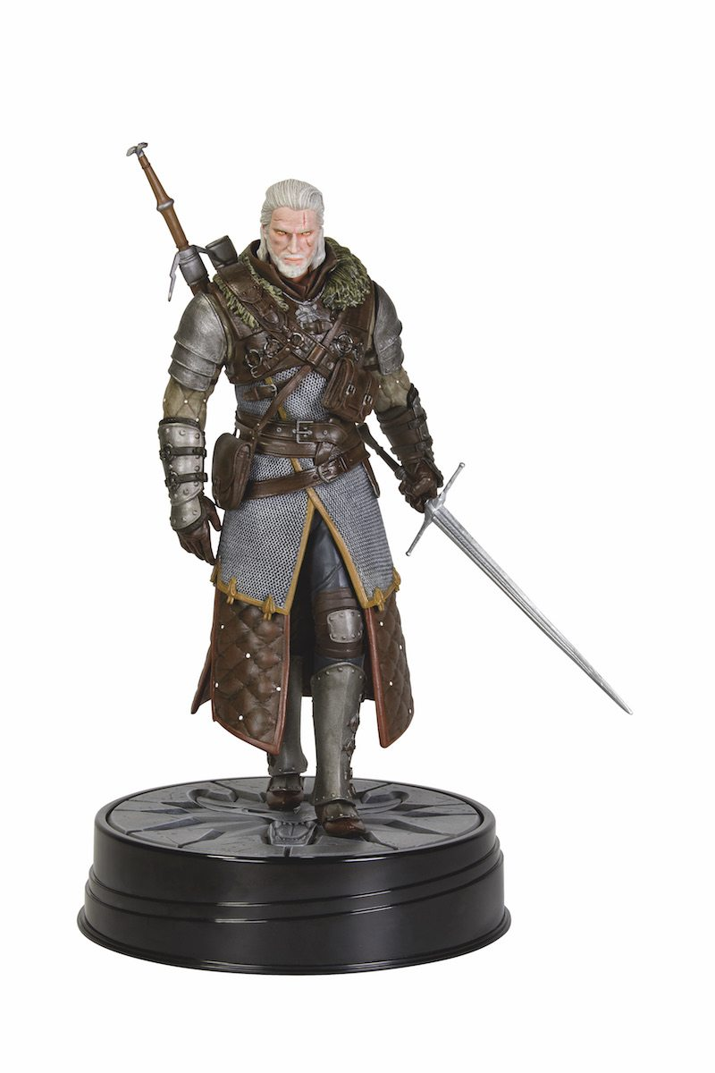 The World of 'The Witcher' Expands at Dark Horse with Brand-New Products