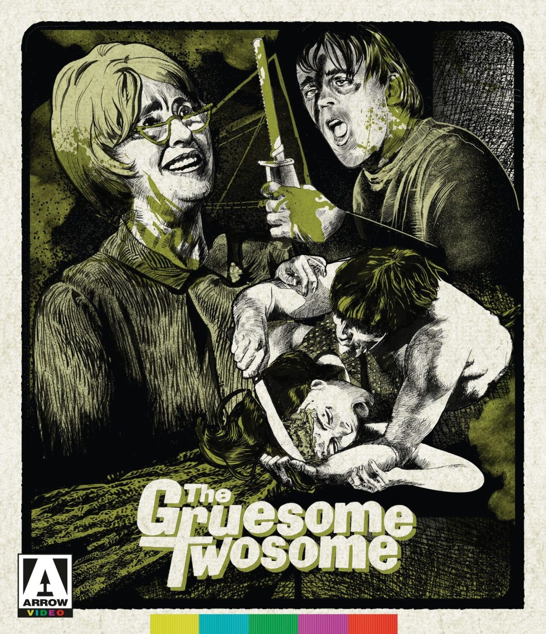 'The Gruesome Twosome' Out on DVD February 6th