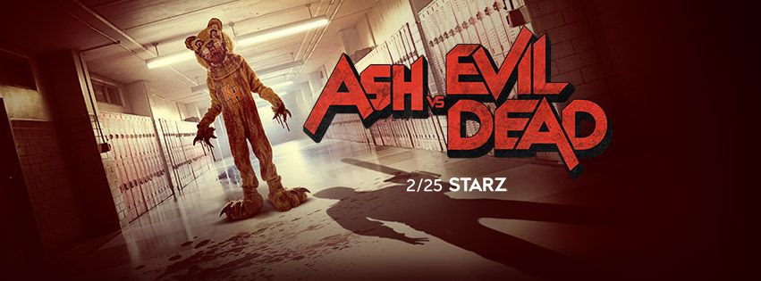Check Out the Season 3 Trailer for Ash vs Evil Dead!