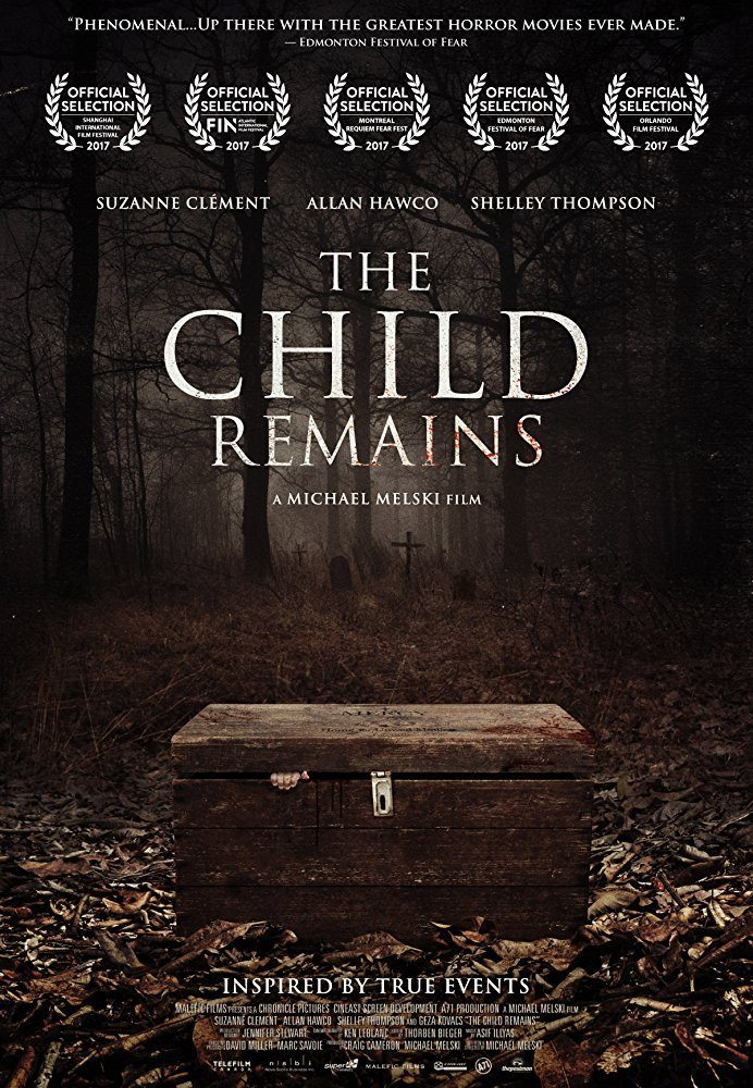 Check Out the Trailer for 'The Child Remains'
