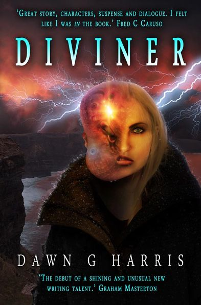 'Diviner' by Dawn G. Harris Available in March from Telos Publishing
