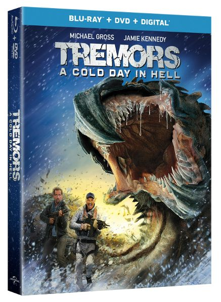 'Tremors: A Cold Day in Hell' Gets a Trailer and Release Date