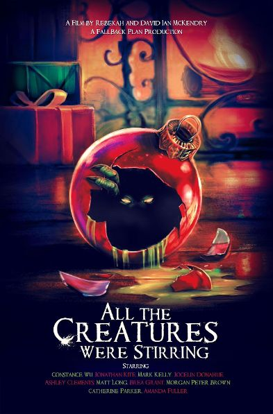 This Year 'All The Creatures Were Stirring' in This New Poster!