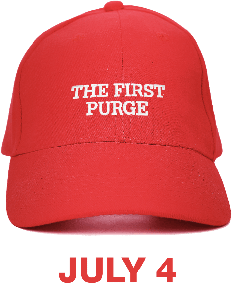 Get Ready to Check Out 'The First Purge!'