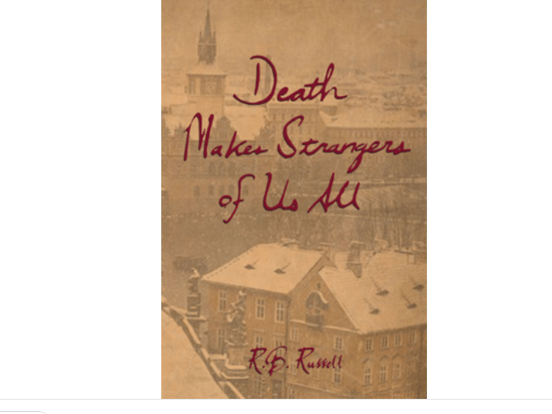Death Makes Strangers of Us All – Book Review