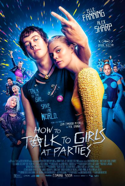 The Trailer is Out for 'How to Talk to Girls at Parties'