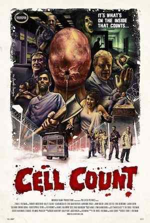 CELL COUNT Feature length Horror : Sci Fi film released on VOD