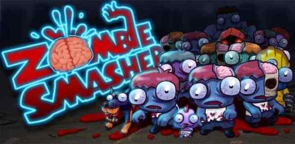 Horror Apps # 21: Zombie Smasher | Horror Society