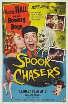 Spook Chasers movie poster