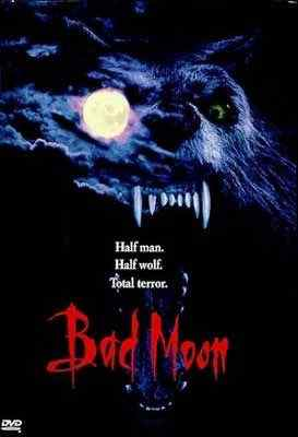 Bad Moon movie poster