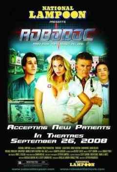 RoboDoc movie poster