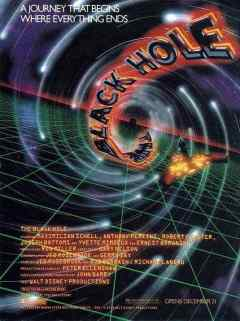 The Black Hole movie poster