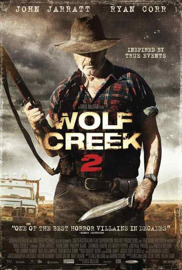Wolf Creek 2 movie poster 4